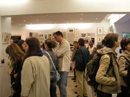 5th Annual Opening Reception - General View